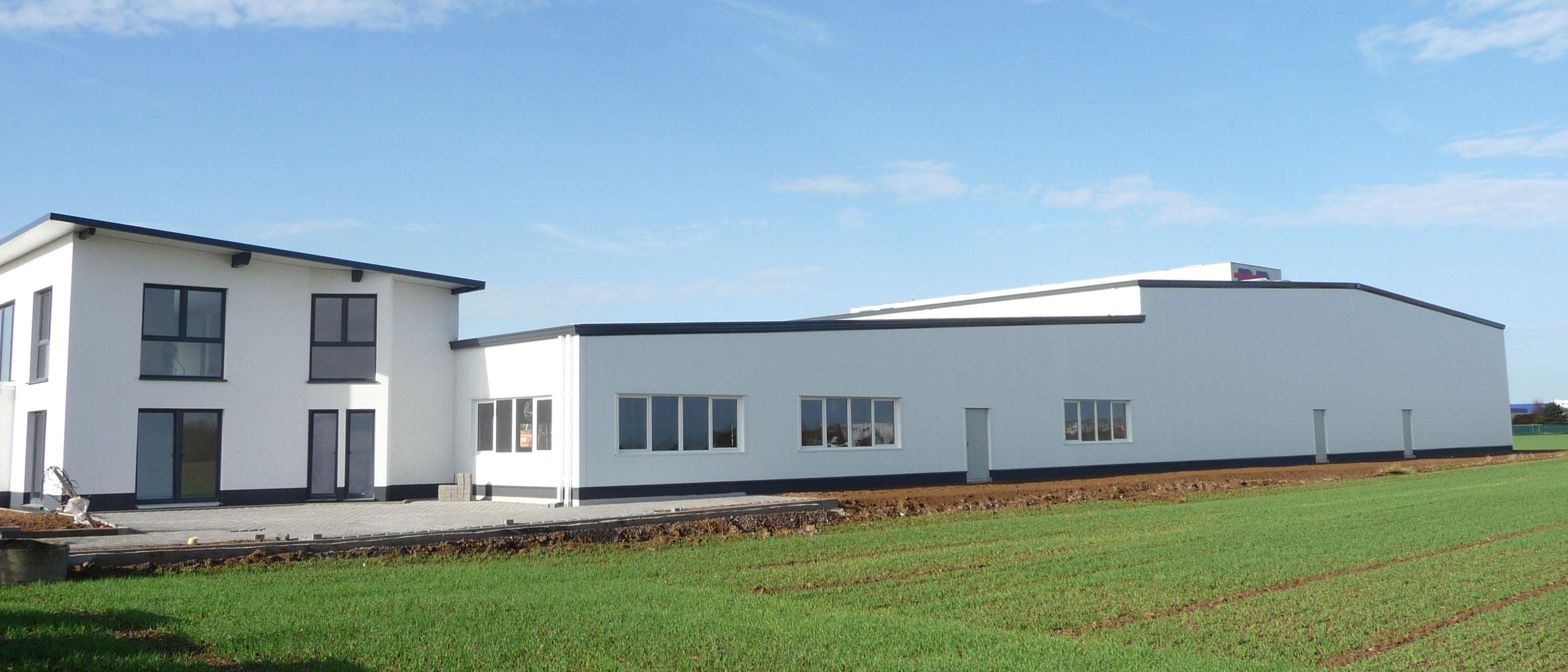 Gebäude Schneider-Chemie GmbH